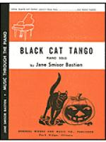 Black Cat Tango Sheet Music
