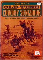 Old-Time Cowboy Songbook Sheet Music