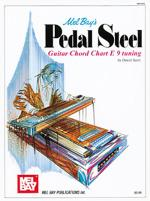 Pedal Steel Guitar Chord Chart Sheet Music
