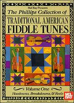The Phillips Collection of Traditional American Fiddle Tunes Vol 1 Sheet Music