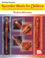 Recorder Music for Children Sheet Music