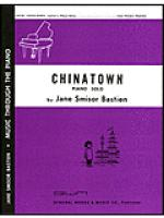 Chinatown Sheet Music