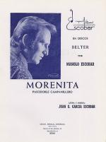 Juan G. Garcia Escobar: Morenita (Pasodoble Campanillero) Sheet Music