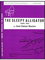 The Sleepy Alligator Sheet Music