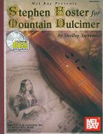 Stephen Foster for Mountain Dulcimer Book/CD Set Sheet Music