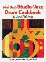 Studio - Jazz Drum Cookbook Sheet Music