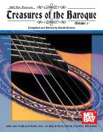 Treasures of the Baroque Volume One Sheet Music