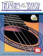 Treasures of the Spanish Guitar Book/CD Set Sheet Music