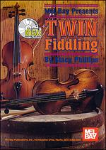 Twin Fiddling Book/CD Set Sheet Music