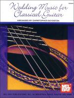 Wedding Music for Classical Guitar Sheet Music