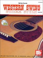 Western Swing Guitar Style Book/CD Set Sheet Music