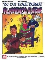 You Can Teach Yourself Flamenco Guitar Book/CD Set Sheet Music