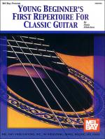 Young Beginner's First Repertoire for Classic Guitar Sheet Music