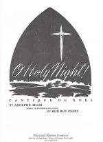 O Holy Night! Sheet Music
