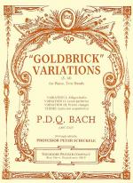 Goldbrick Variation Sheet Music