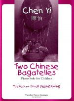 Two Chinese Bagatelles Sheet Music