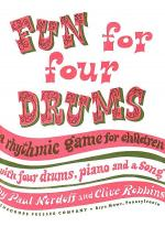 Fun for Four Drums Sheet Music