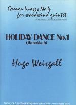 Holiday Dance No. 1 (Hanukkah) Sheet Music