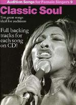 Audition Songs For Female Singers 9: Classic Soul Sheet Music