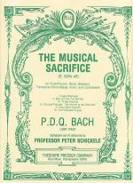 The Musical Sacrifice Sheet Music