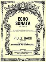 Echo Sonata Sheet Music