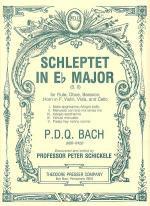 Schleptet in E-Flat Major Sheet Music