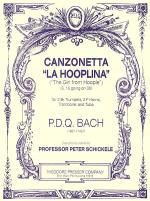 Conzonetta La Hopplina Sheet Music