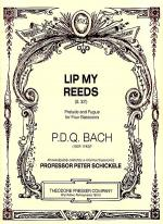Lip My Reeds Sheet Music