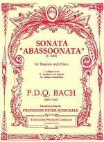 Sonata Sheet Music