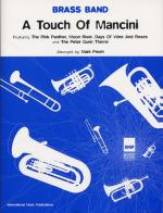 Brass Band: A Touch Of Mancini Sheet Music