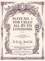 Suite No. 1 for Cello All by Its Lonesome Sheet Music
