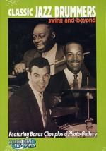 Classic Jazz Drummers: Swing And Beyond DVD Sheet Music