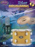 Ed Roscetti: Blues Drumming Sheet Music