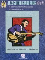 Jazz Guitar Standards (Book/CD) Sheet Music