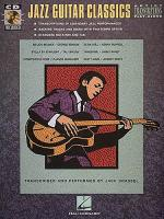 Jazz Guitar Classics Sheet Music