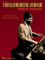 Thelonious Monk Fake Book B Flat Edition Sheet Music
