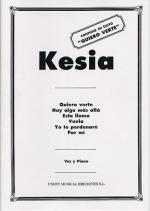 'Quiero Verte' Sheet Music