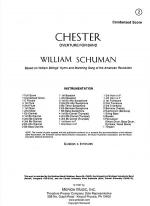 Chester Sheet Music