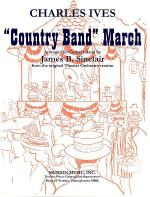 Country Band March Sheet Music