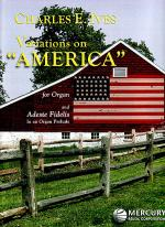 Variations On America and Adeste Fideles Sheet Music