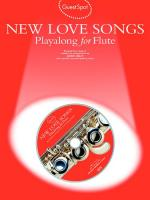 Guest Spot: New Love Songs Playalong For Flute Sheet Music