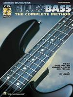 Bass Builders: Blues Bass Sheet Music