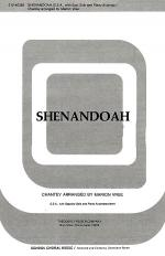 Shenandoah Sheet Music