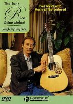 The Tony Rice Guitar Method DVD Sheet Music