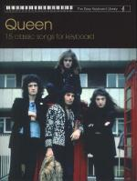 The Easy Keyboard Library: Queen Sheet Music