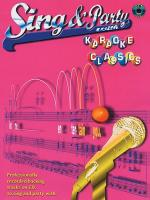 Sing And Party With Karaoke Classics Sheet Music