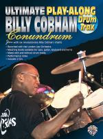 Ultimate Play-Along: Billy Cobham Conundrum Drum Trax Sheet Music