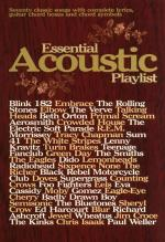 Essential Acoustic Playlist Sheet Music