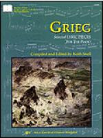 Grieg Selected Lyric Pieces For Piano Sheet Music