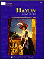 Haydn Six Easy Sonatas Sheet Music